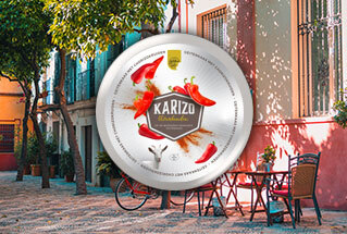 New: Karizo goat cheese