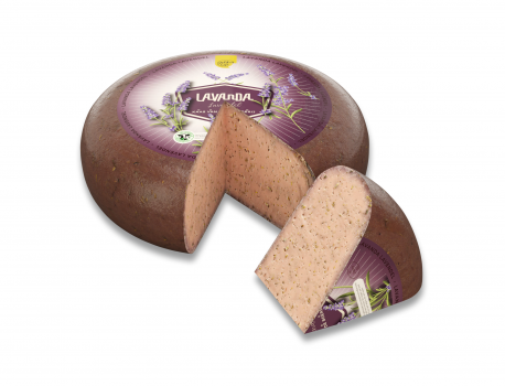 New: Lavanda cheese
