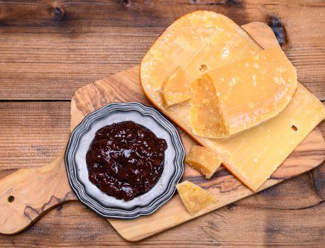 Delicious Etra Aged Farmhouse Cheese